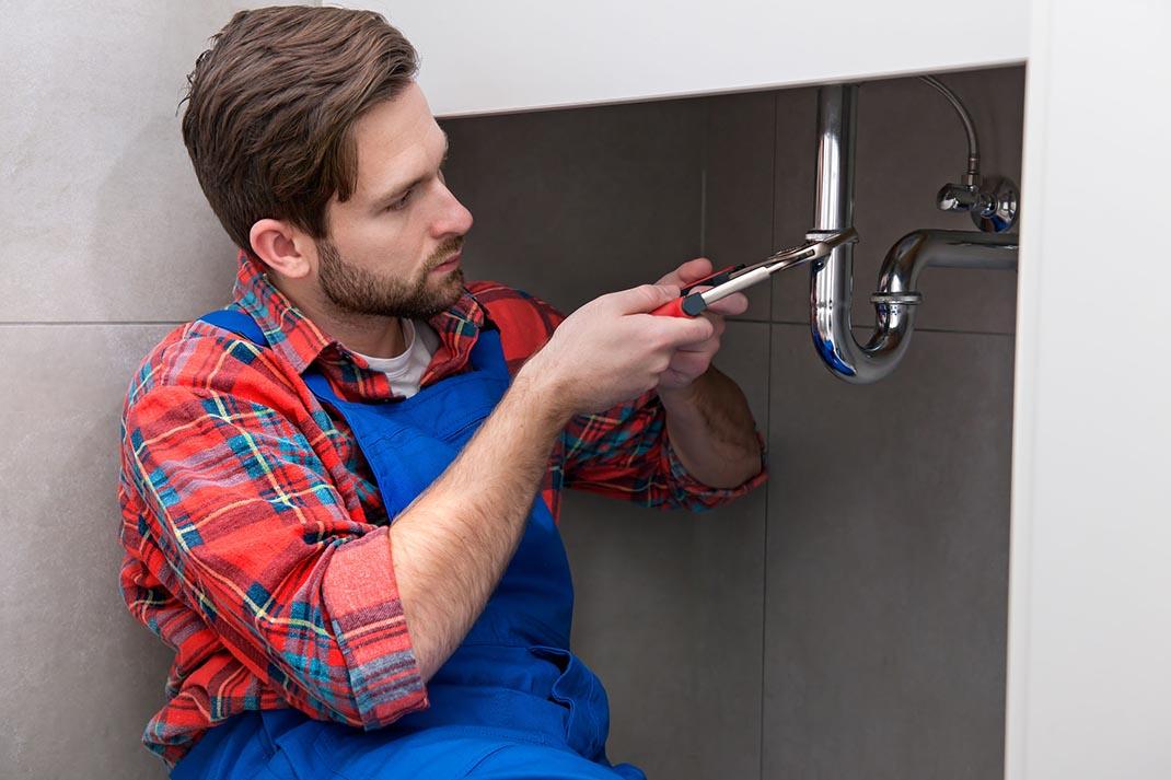 Installatie herstellingen sanitair