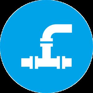 Loodgieterlogoblauw