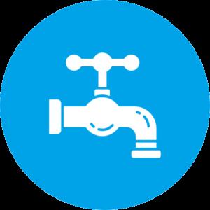 Sanitairlogblauw